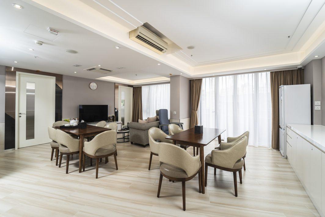 Patina Care - Common Room