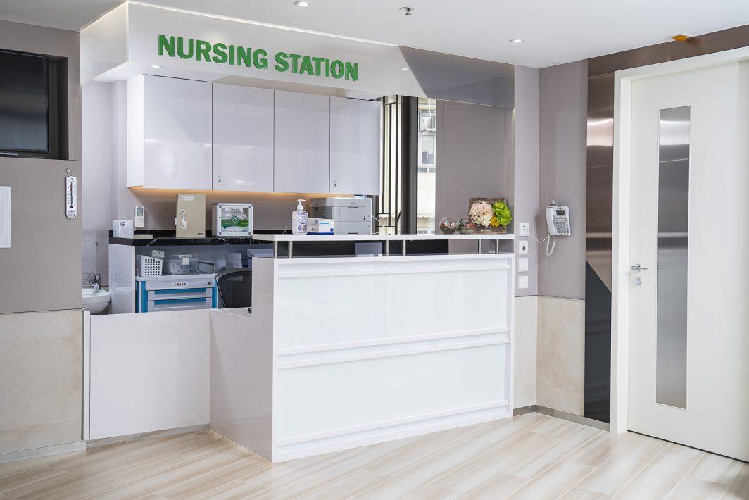 Patina Care - Nursing Station
